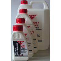 CT04 Bremsflüssigkeit DOT4 Plus - 1 Liter