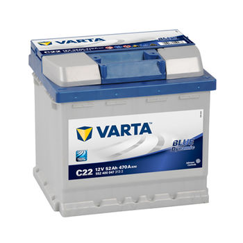 Teilebild Starterbatterie BLUE dynamic