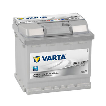 Teilebild Starterbatterie SILVER dynamic