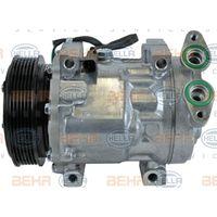 Kompressor, Klimaanlage BEHR HELLA SERVICE Version ALTERNATIVE