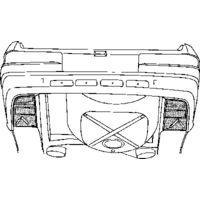 Karosserieboden, Koffer-/Laderaum