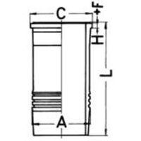 Zylinderlaufbuchse